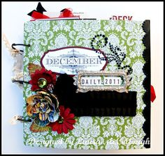 A Project by akissonthechic from our Scrapbooking Gallery originally submitted 11/28/11 at 12:18 PM