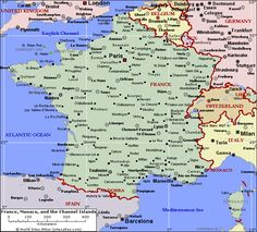 Map Of France With City Names.26 Awesome Southern France Images In 2019 Destinations France
