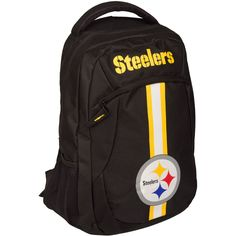Pittsburgh Steelers NFL Action Backpack