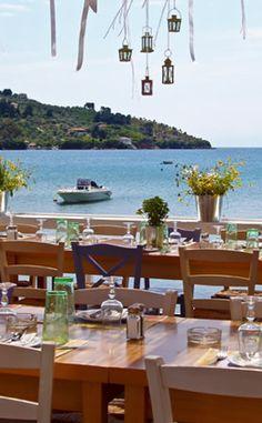 Skiathos Restaurant - En Plo Skiathos - Suites, Restaurant