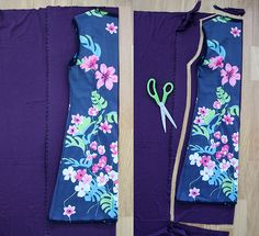 Madam B.C.: Tee-se-itse: Ompele mekko osa 1. Pajama Pants, Pajamas, Jersey, Sewing, Tees, Crafts, Craft Ideas, Clothes, Fashion