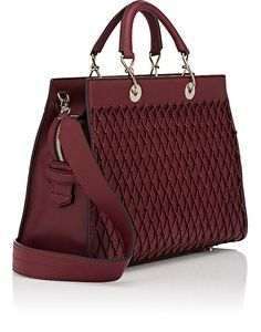 d4f59c76ff1c Altuzarra Shadow Tote Bag - Garnet 1 Sz Fashion Designers Names