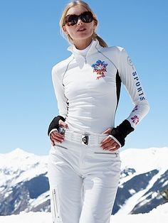 lita tec white warm-up - ski pants - ski - Gorsuch