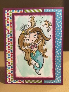Under the Sea Birthday Party Invitation Custom by FMNPaperie