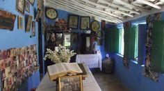 Sala de Milagres Maria Milza, documentada em março de 2011, na cidade de Alagoinha, a 12 km de Itaberaba, Bahia.