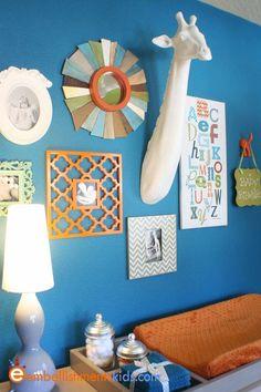 Aaron Christensen Artist, Designer and Art Licensing Professional. Embellishments Studio specializes in children's interior design, celebrity and kids nurseries, bedrooms and rooms for teens and tweens.