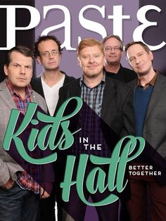 Issue 190 - Kids in the Hall