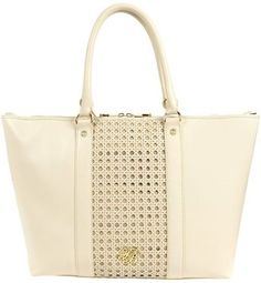 Ted Baker Perun Large Tote Handbag, Cream from John Lewis - Was £ 249 now £125