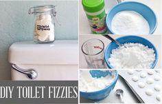 DIY Toilet Fizzies