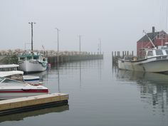 Hall's Harbour, Nova Scotia - Summer 2010