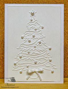Theresa's Studio: White Christmas