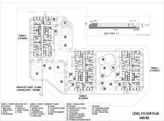 Mặt bằng tầng 5 The ZEN Residence - Gamuda Gardens