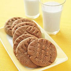 Ultimate Peanut Butter Cookies | MyRecipes. - There's nothing better than a must-try cookie recipe, especially one that's easy to make and reminds you of childhood. Plus, one batch makes 80 bite-sized cookies, so you'll have plenty to share with friends, family, and coworkers.