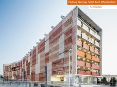 Parking Garage Saint Roch Fabrik® by Shildan