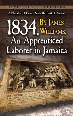 This 1837 memoir proved an effective tool for abolitionists. One of the few autobiographies by a Caribbean slave, it recounts the horrors of the apprenticeship system that replaced the British slave trade.