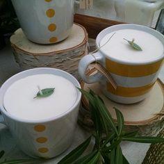 Spring art fair #teacupcandle #coffeecupcandle #lalucecandleshop #lalucecandles