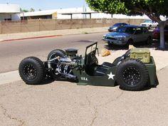 rat rods | Rat Rod Jeep