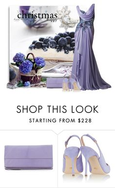 """""""Happy Holidays"""" by nehanahar ❤ liked on Polyvore featuring Kooba and Sergio Rossi"""