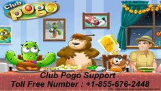 Also, you can also call #Club #Pogo #Support for assistance in investigating these issues in a specialized manner.