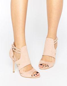 ea236a8969 Miss KG India Cut Out Heeled Sandals. Beige High HeelsBeige SandalsBeige ShoesOpen  Toe ...