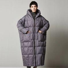 Women Winter Parka Hood Loose Oversize Casual Long Down Coat Overcoat Outwear Hooded Raincoat, Green Raincoat, North Face Rain Jacket, Rain Jacket Women, Cheap Rain Jackets, Women's Briefs, Raincoats For Women, Cheap Raincoats, Wraps