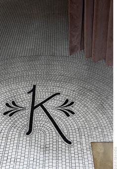 Monogram - Tiles :: beautiful!