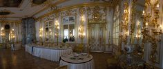 Catherine Palace Dining Room