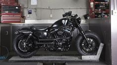 Our punisher build for the Harley-Davidson / Marvel build-off.