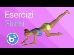 Esercizi per i glutei da fare in casa - YouTube