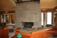 Hollyhock house | by pdourish