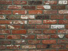 Reclaimed Thin Brick Veneer - Brick Veneer Sliced From Old Bricks