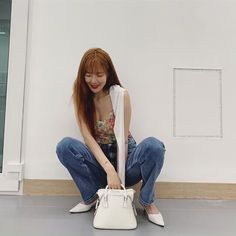 Kim Hyuna, May 7th, Mannequin, Mom Jeans, Normcore, Pretty, Instagram Posts, Model, Beauty