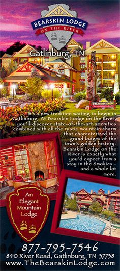 mobilebrochure.com has many places to stay and things to do in gatlinburg tn.
