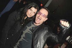 Bono & Wife Ali