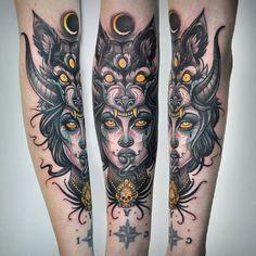 Neo-tradicional tatto