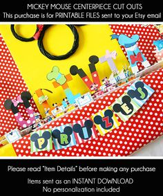 Etsy Product - Birthday Party Ideas & Shops