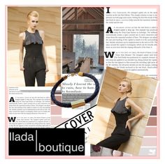 """""""Ilada boutique 4"""" by damira-dlxv ❤ liked on Polyvore featuring women's clothing, women, female, woman, misses and juniors"""