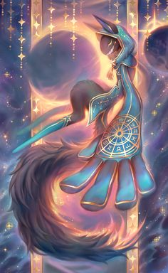 """Astral""  By: kawiku.deviantart"