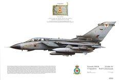 Tornado GR1B, 12 Squadron, RAF Lossiemouth