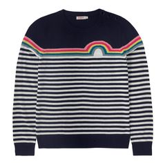 Rainbow Stripe Jumper | View All | CathKidston