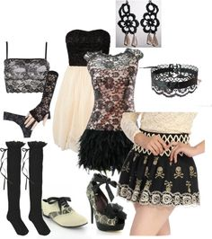 """""""Love Lace"""" by scorpioshoes on Polyvore"""