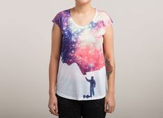 """Painting the Universe"" - Threadless.com"