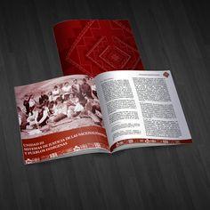 """Diseño e impresión del libro """"Legislación Indígena"""""""