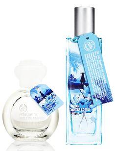 The Body Shop Fijian Water Lotus (Lotus d'Eau de Fidji) ~ 2014