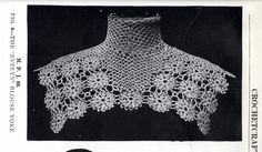 Crochetcraft . Book of Crochet Pattern. The BOYD IMPORT & MFG. CO., Cleveland. OHIO. - Doris - Picasa Web Albums