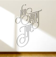 Neo Orient Type. Source: Typography Served. Submitted By: Ugur Islim