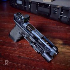 Salient Arms International Glock w/Trijicon RMR + SureFire X300 Ultra