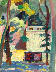 Raoul Dufy: Le Petit Wagon (1905)