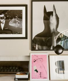 Kourtney Kardashian needs no introduction. The eldest of the eponymous bunch, Kourtney is known. The Simple Life, Kourtney Kardashian, Home Interior Design, Interior Styling, Home Office, Cactus Photography, Cactus Wall Art, Modern Prints, Home Deco