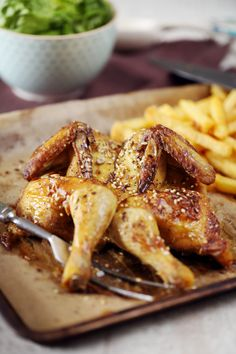 Sesame, Meat Lovers, Chicken Wings, French Toast, Favorite Recipes, Comme, Cooking, Breakfast, Food